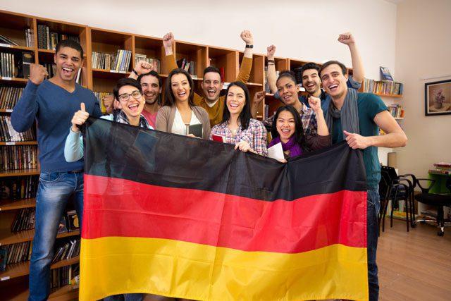 Praktikum in Deutschland